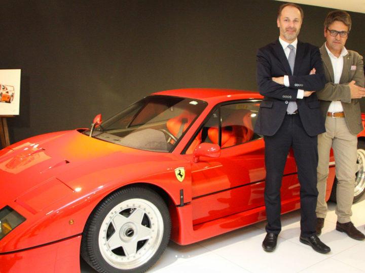 L'expérience singulière de Luca Picco, Co-concepteur de la F40